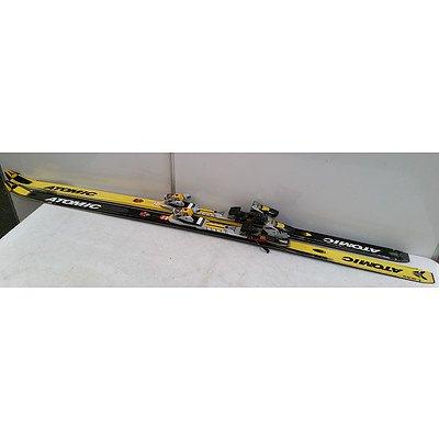 Atomic ARC 203cm Skis