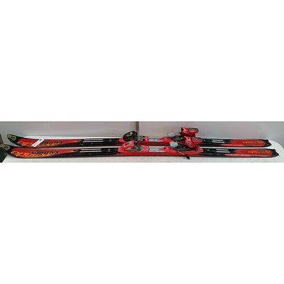 Salomon Axendo 180cm Skis