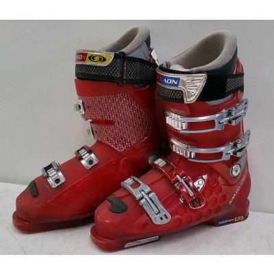 Salomon Flex 100 JR Ski Boots