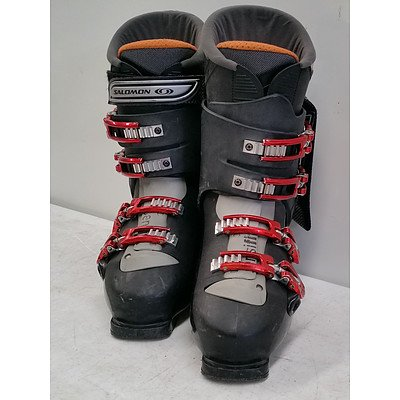 Salomon Performance 7.0 Ski Boots