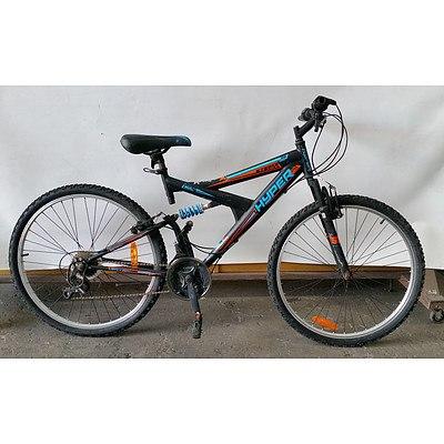 Hyper Steed 21 Speed Mountain Bike