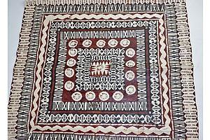 Polynesian Tapa Cloth (Unframed)