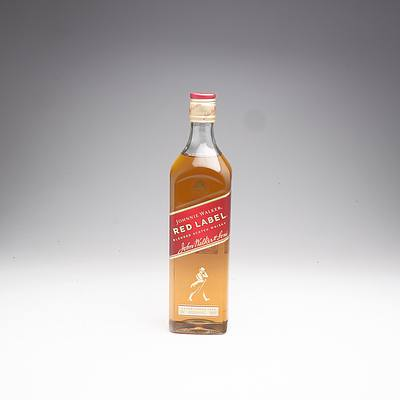 Johnnie Walker Red Label Blended Scotch Whisky 700ml