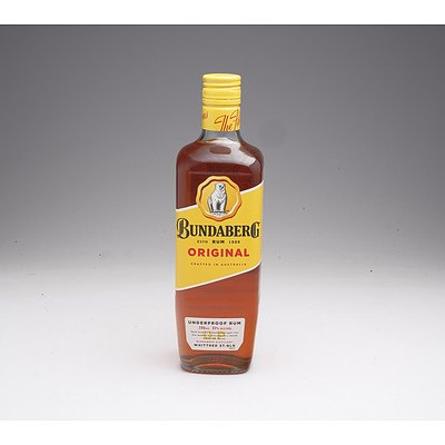 Bundaberg Original Rum 700ml