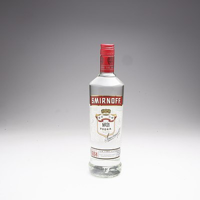 Smirnoff Vodka 700ml Recipe 21