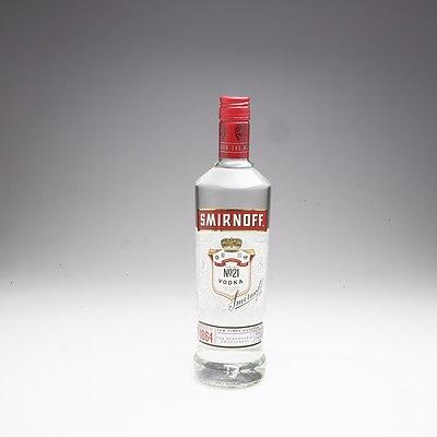Smirnoff Vodka 700ml Recipe 21