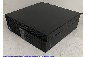 Dell OptiPlex 7040 Core i5 (6500) 3.20GHz Small Form Factor Desktop Computer
