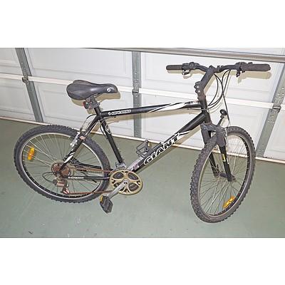 Giant Upland Mountain Bike