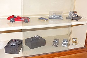 Vintage Scala Alfa Italy Car and Various Model Cars