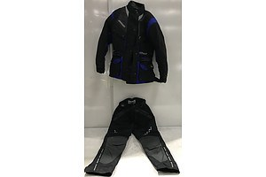 Dririder Motorcycle Jacket With Dririder Kevlar Pants