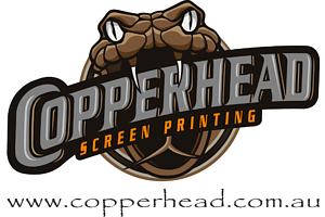 Copperhead Screen Printing promotional merchandise, apparel or screen printing services