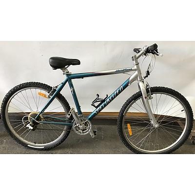 Specialized Hard Rock Mountain Bike