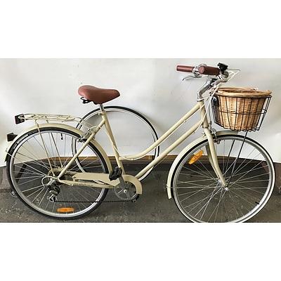 Reid Cycles Retro Style Bike
