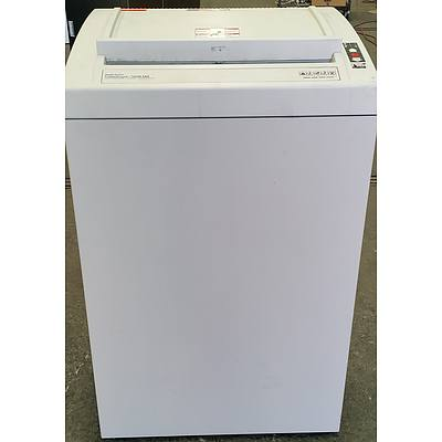 Whitaker Brothers Datastroyer 1628MS Crosscut High Security Paper Shredder