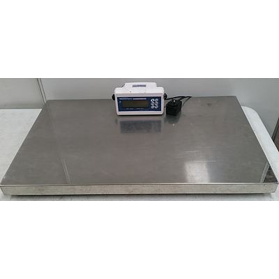 Wedderburn 300kg Digital Platform Scale