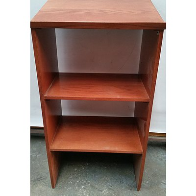 Three Tier Reference Book Stand