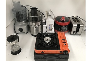 Kitchen Appliances -Lot Of Six