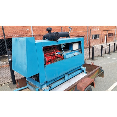 35KVA Diesel Powered Generator