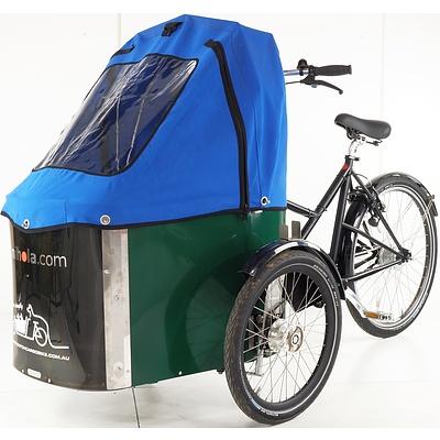 Nihola Family 2 Dutch Cargo Bike - RRP $3999.99