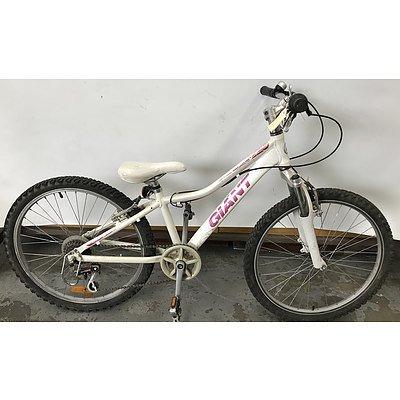 Giant Areva 225 Kids Bike
