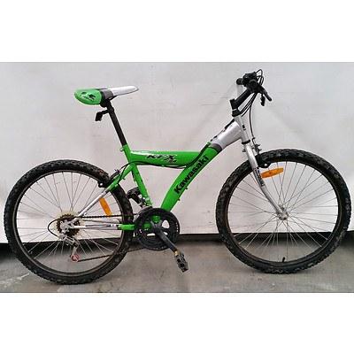 Kawasaki KFX 24 10 Speed Bike
