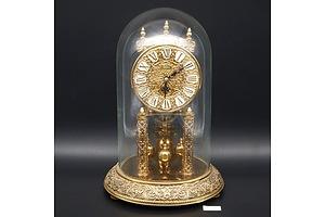 Vintage West German Kundo Dome Clock