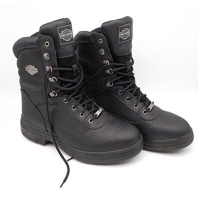 Harley Davidson Boots Size USA 10