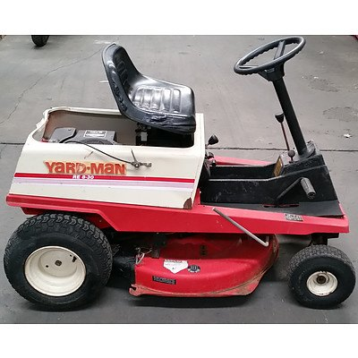Yard-man RE 8-30 Ride On lawn Mover