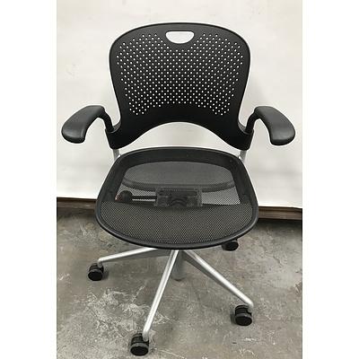 HermanMiller Adjustable Office Chair
