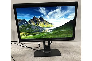 Dell UltraSharp (U2412Mc) 24-Inch Widescreen LED-Backlit LCD Monitor