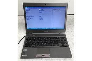 Toshiba Portege Z930 13-Inch Core i5 (3437U) 1.90GHz Laptop
