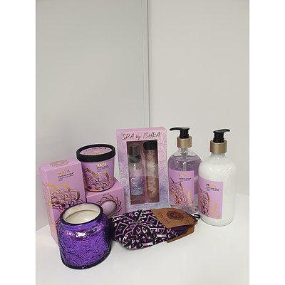 White Fig & Violet Pack