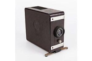 Vintage Fafix Bakelite Cased Portable Slide Projector