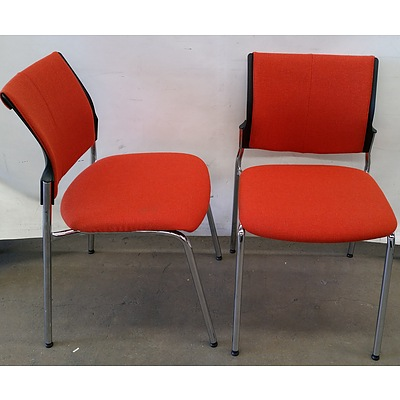 Klober Meeting Room Chairs - Lot of 18