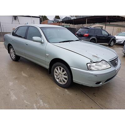 9/2003 Toyota Avalon VXi MCX10R 4d Sedan Green 3.0L