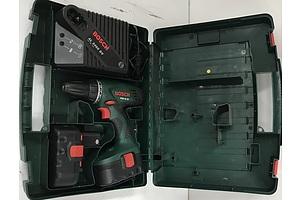 Bosch PSR 18 VE Cordless Drill