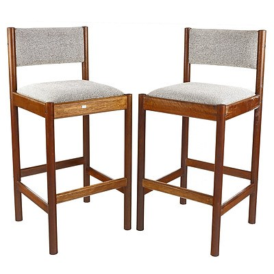 Pair of 1970s Bar Stools (2)