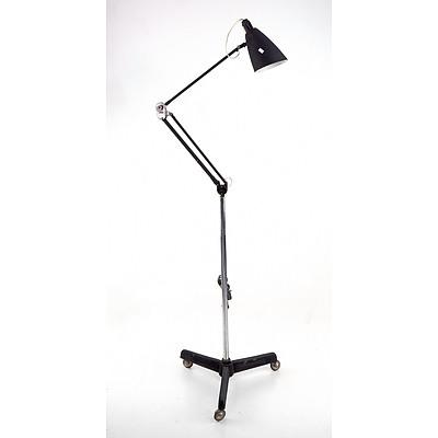 Vintage Planet Industrial Floor Lamp