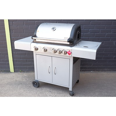 Swiss Grill Gas Barbecue BBQ