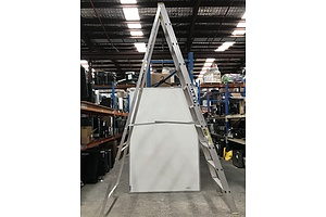 Bailey Heavy Duty 150kg A-Frame Ladder