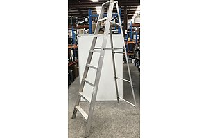 A-Frame Painting Ladder