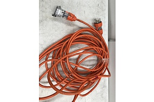 Three Phase Extension Cable