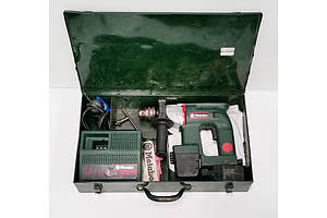 Metabo BEA25 S- R+L Hammer Drill Set