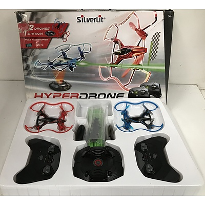 SilverLit Hyperdrone Kit