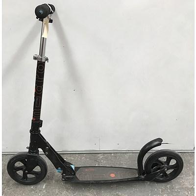 M-CRO Big Wheel Scooter