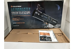Celestron  Astromaster 139 EQ Telescope