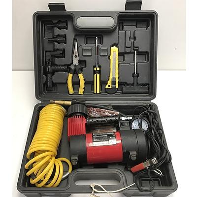 Auto XS Compressor Pump Kit