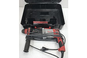 Milwaukee Electric Rotary Hammer Drill