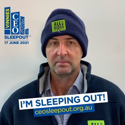 Rob Evans - CEO Sleepout