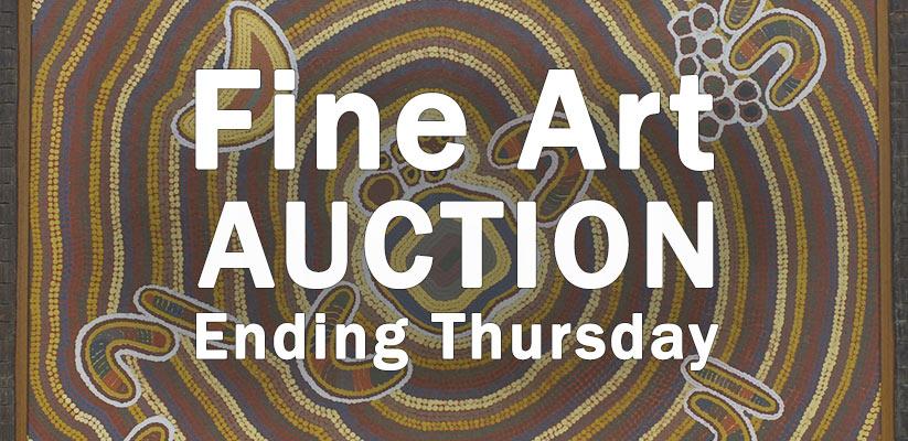 Fine Art Sale